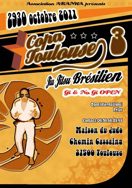 3 Copa Tolouse (Francia) 1