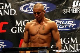 Gsp infortunato, fuori dal UFC 137 1