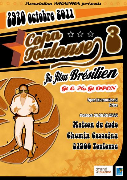 29-30 Ottobre: Copa Toulosa 3 1