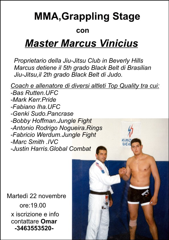 Marcus Vinicius - seminario 1