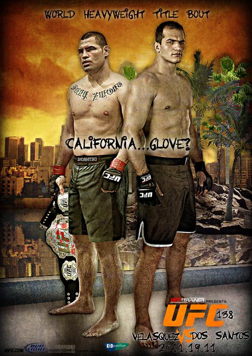 UFC on FOX 1: Velasquez vs Dos Santos sarà quasi tutta su Facebook !!!! 1