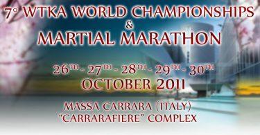 Campionati del mondo WTKA- La maratona marziale di Massa Carrara 11