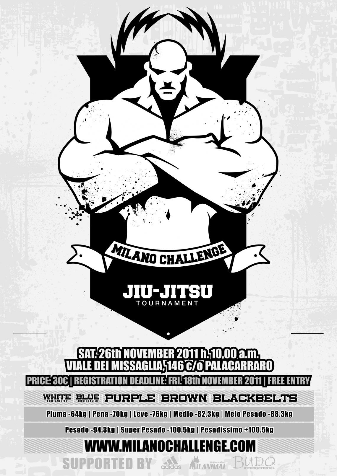Risultati Milano Jiu-Jitsu Challenge 2011 1