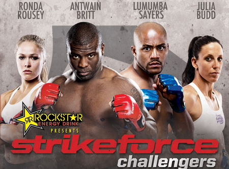 Strikeforce Challengers 20 - risultati 1