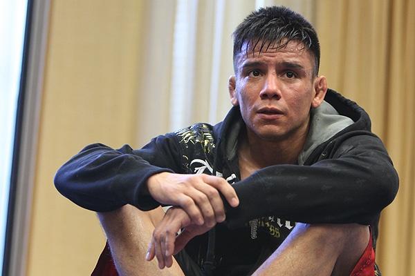 Miguel Torres torna all'UFC 1