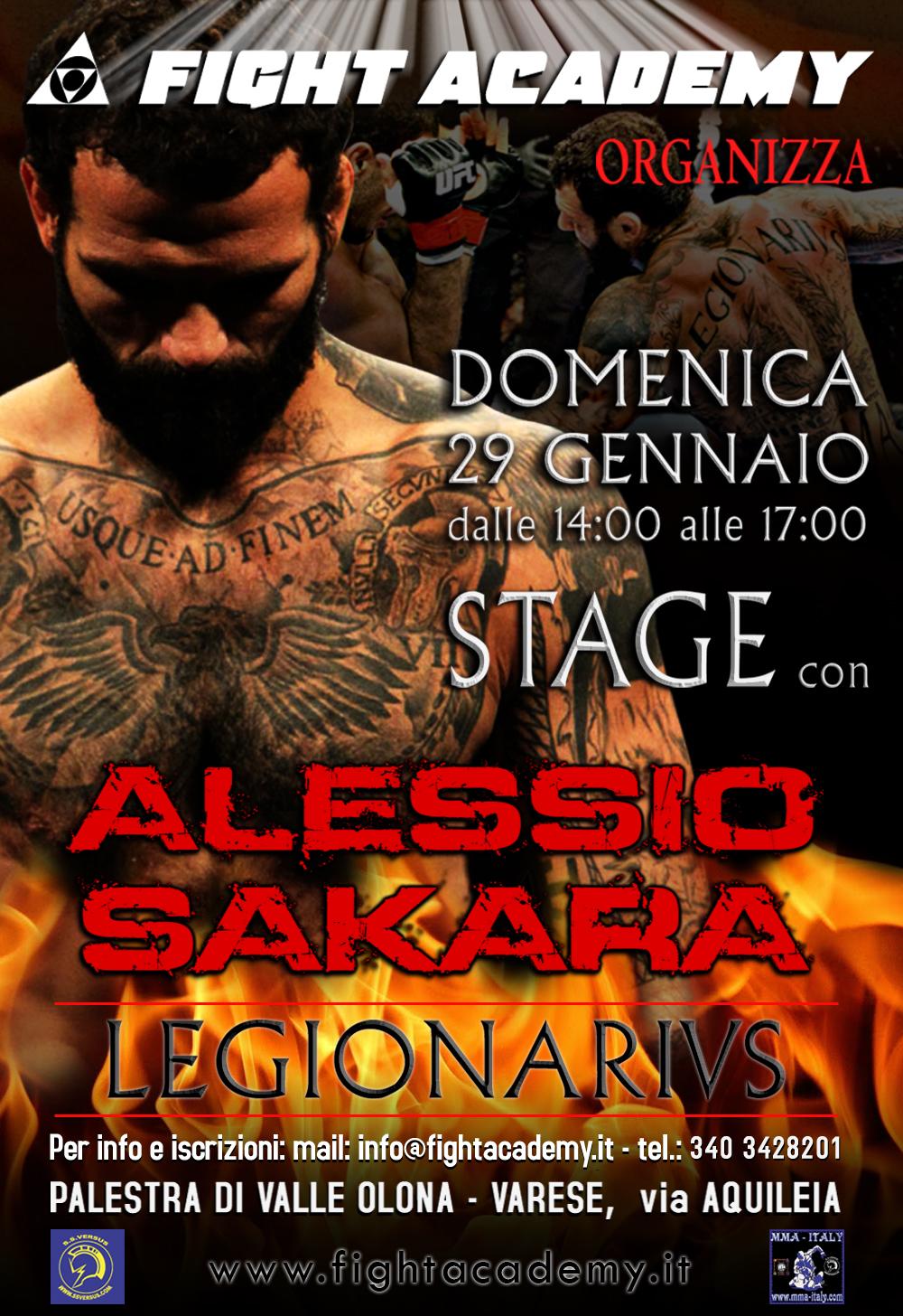 Alessio Sakara a Varese 1