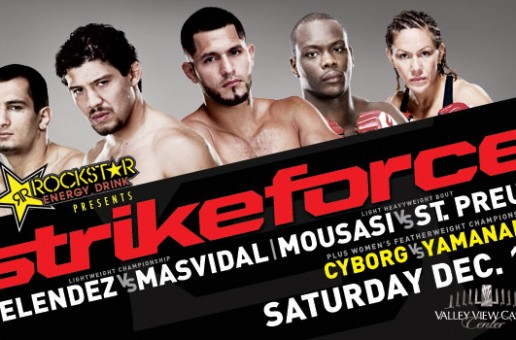 Eurosport trasmette Strikeforce 1