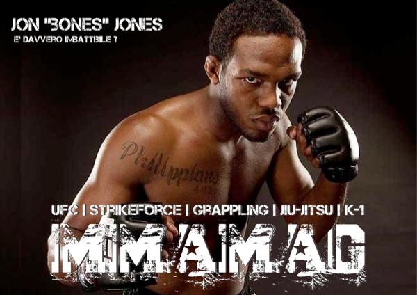 Uscito MMA Mag 07 ! 1