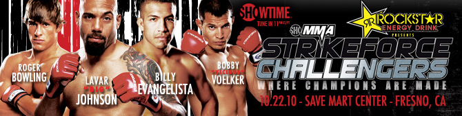 Strikeforce Challengers 11 1