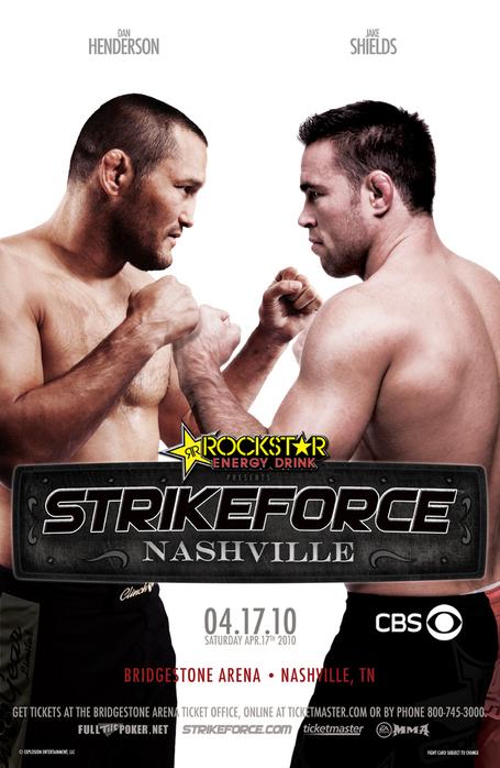 Strikeforce: Nashville 1