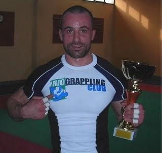 Alessio Di Liberti entra in nazionale di grappling 1