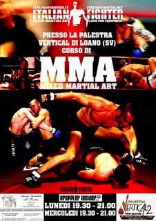 Inizio sessioni allenamento MMA 1
