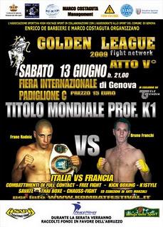 Golden League 5 1