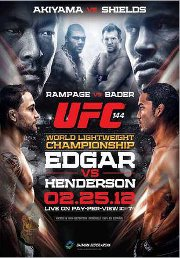 UFC 144: Japan - Fan Video & Line UP 1