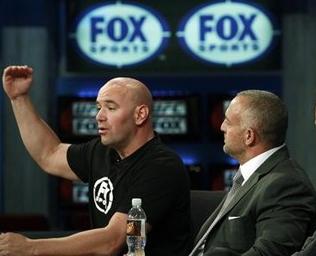 La Fox è contenta dell'UFC, ma Dana White farà dei miglioramenti. 1