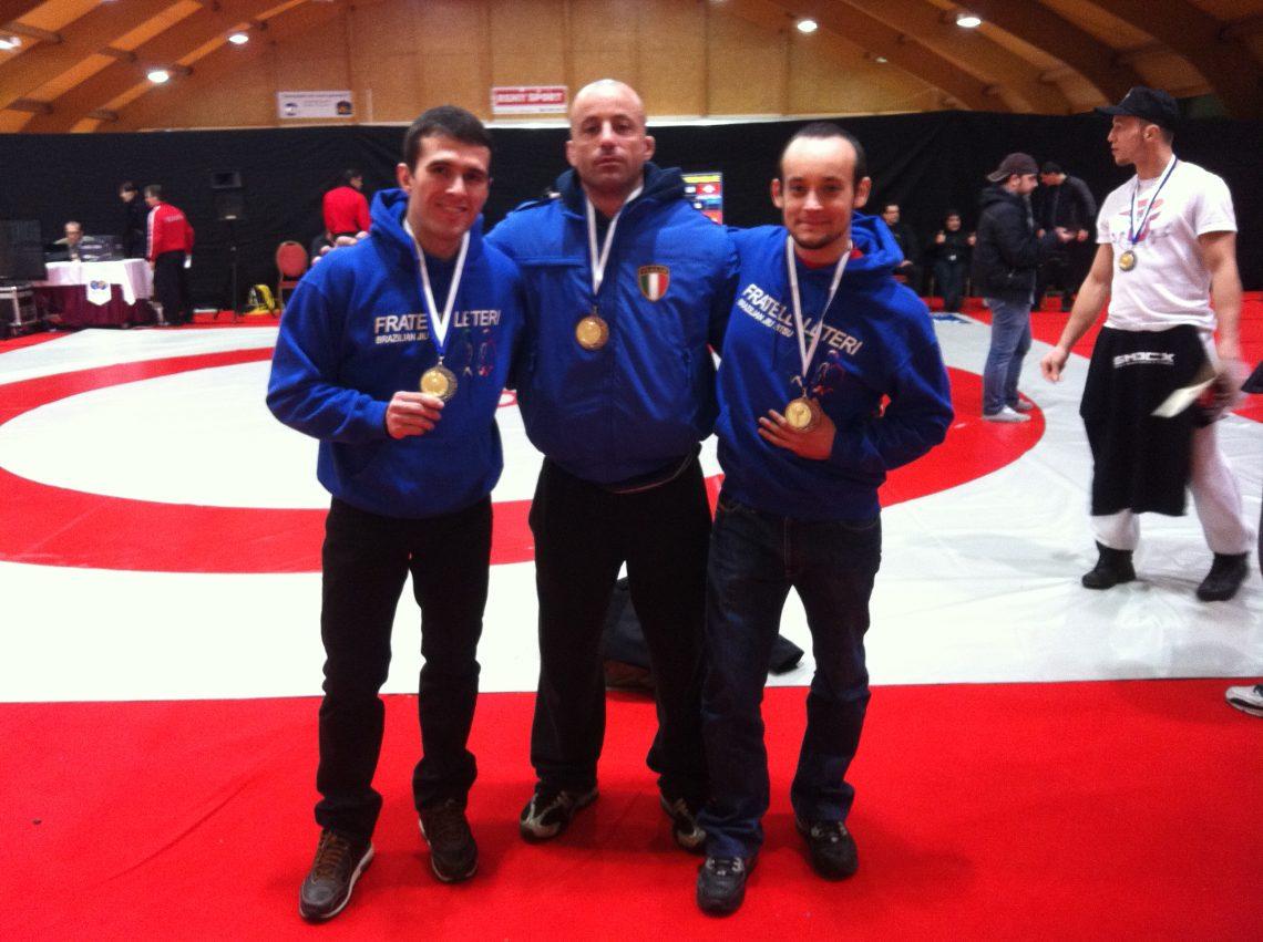 1 FILA Grand Prix 2012 - Ginevra - Svizzera: 2 oro, 1 argento, 2 bronzi 1