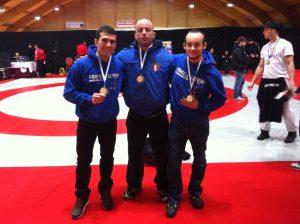 1 FILA Grand Prix 2012 - Ginevra - Svizzera: 2 oro, 1 argento, 2 bronzi 2
