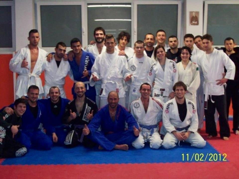 Completezza di un seminario: Report Seminario Bjj di Freddy Linhares a Bari 1