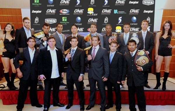 Questo weekend ONE FC 2: Battle of Heroes - video promo & lineup 1