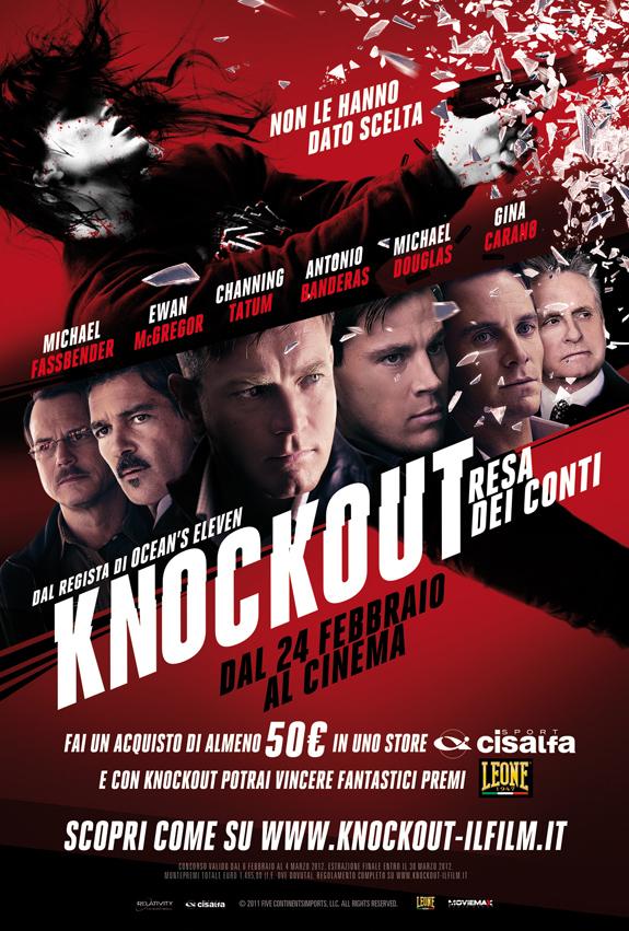 Gina Carano in Knockout- La resa dei Conti 1