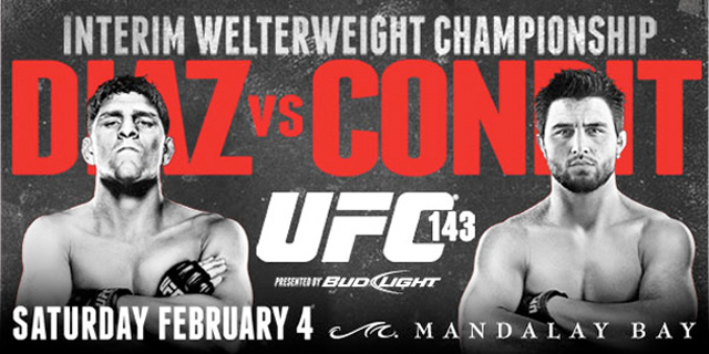 UFC 143 Fight Analisys: Nick Diaz vs Carlos Condit 2