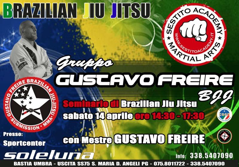 14 Aprile - Gustavo Freire a Bastia Umbra 1
