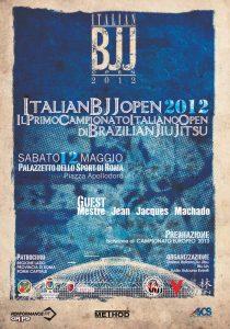 Intervista a Dario Bacci ( Italian Open Bjj / UIJJ ) 4