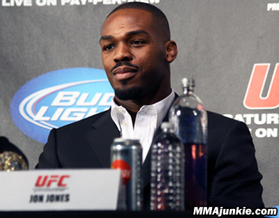 Jon Jones vs Dan Henderson possibile per l'UFC 149 a Calgary 2