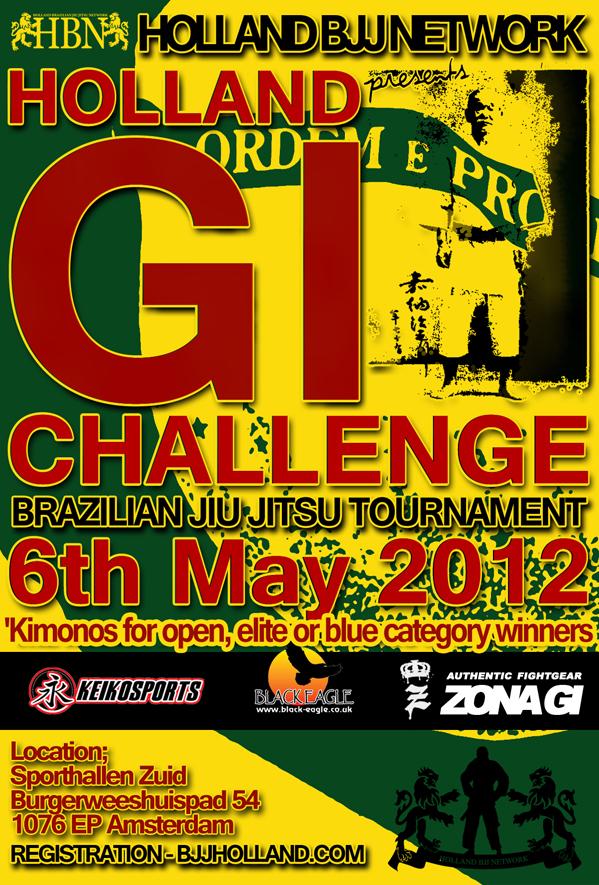 Holland Gi Challenge 2012 1