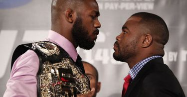 Fight Analisys Jones vs Evans 4