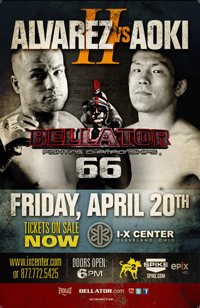 Bellator 66 risultati & video  1