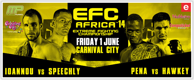 MMA Africa EFC 13 1