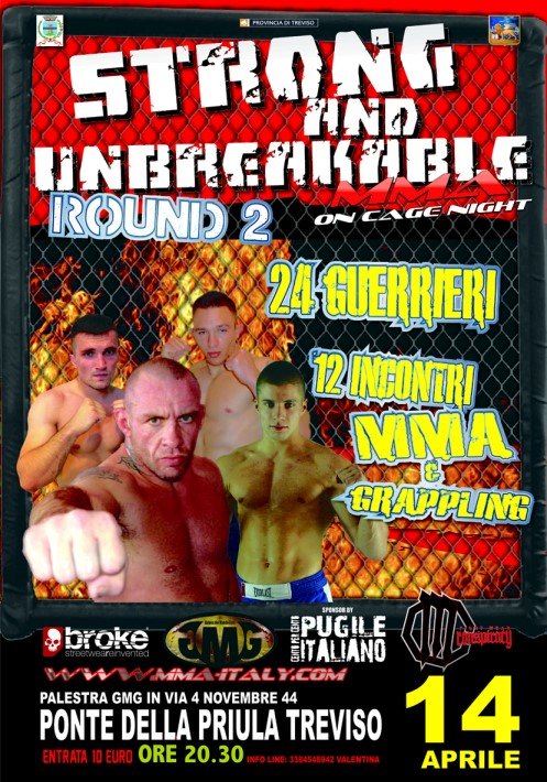 Strong & Unbreakable II Risultati  & commenti 1
