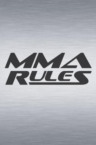 Regole MMA / UFC 1