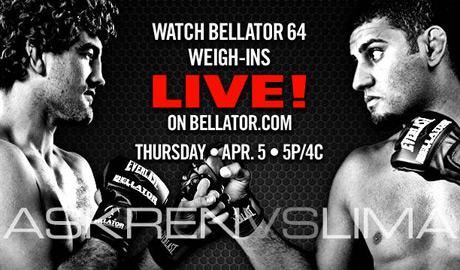 Bellator 64: risultati & Highlight 1