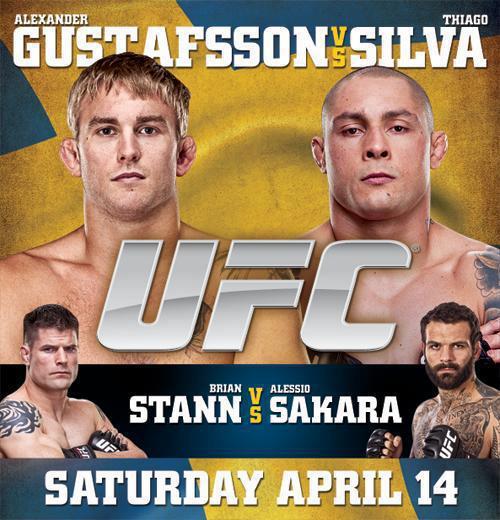 Risultati UFC Sweden... come è andato il nostro Alessio Sakara ? 1