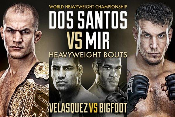 UFC 146: Risultati live 1