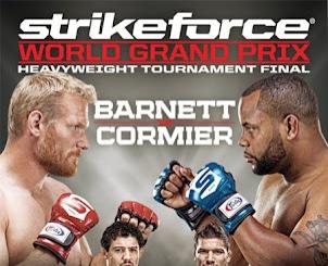 Strikeforce: Barnett vs Cormier: Risultati 1
