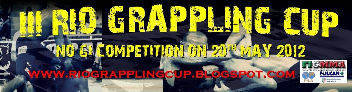 3 Rio Grappling Cup di grappling chiude Stasera le iscrizioni 1