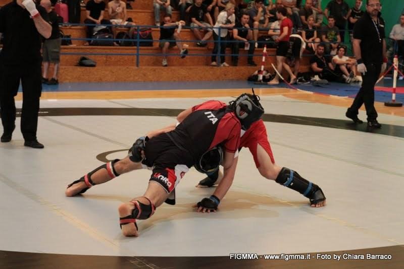3 Campionato Italiano Mixed Martial Arts FigBjjMMA : risultati 1