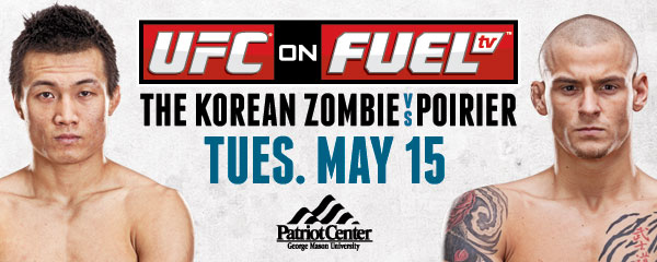 UFC on FUEL TV 3: Korean Zombie vs. Poirier - Fight Analisys & Card 1