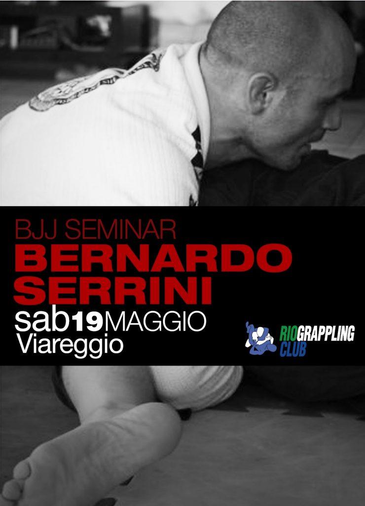 19 Maggio - Bernardo Serrini in Stage a Viareggio 2