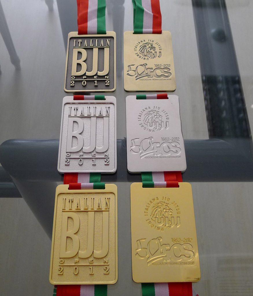 Italian BJJ Open 2012 (UIJJ) di Roma: aggiornamento nazioni 2