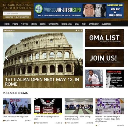 Gracie Mag parla del primo Italian BJJ Open (UIJ) 1