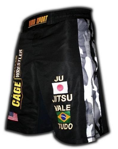 Interessante Messaggio promozionale: Pantaloncini da MMA 1