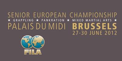 Euro 2012 di Grappling, Bjj & MMA Fila: risultati alla prima giornata 1