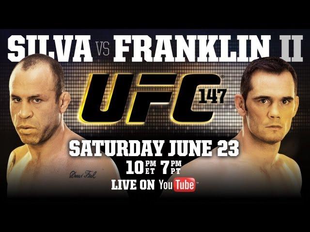 UFC 147: Silva vs. Franklin II - risultati 1