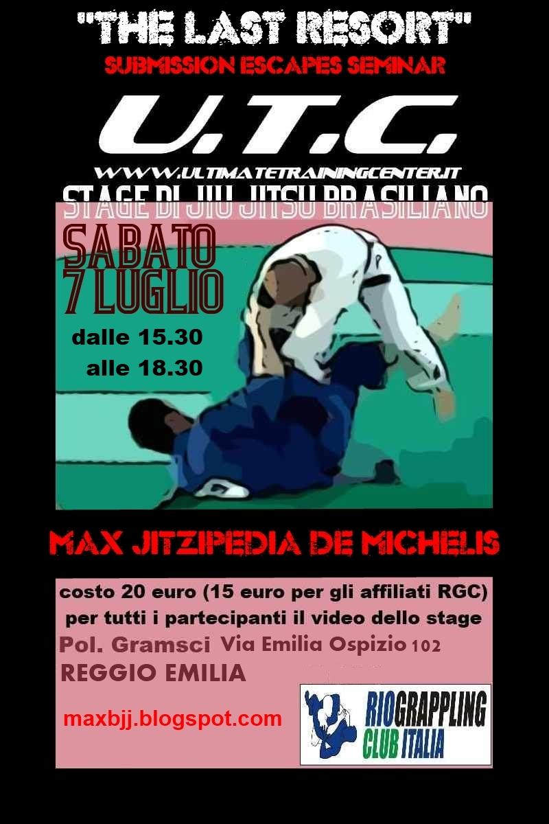 7 Luglio - MaxBjj a Reggio Emilia 1