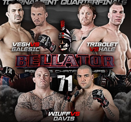 Brett Rogers torna... al Bellator 71 1