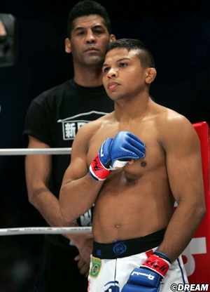 Bibiano Fernandes è in UFC... o forse non lo sarà mai? 1